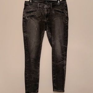 Greywash LuckyBrand jeans